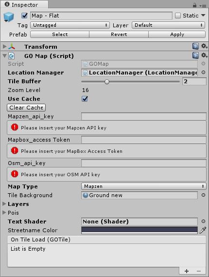Unity 寶可夢遊戲製作- GO Map 教學.CG數位學習網